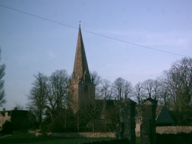 St. Peter & St. Paul's Church, Broadwell