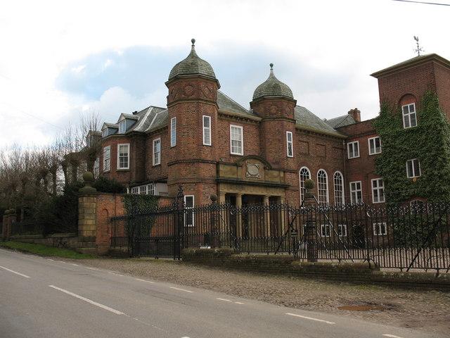 Helperby Hall