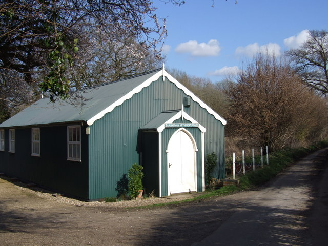 Saxlingham Nethergate Chapel