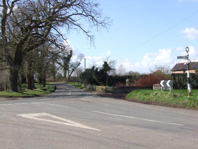 Junction, Saxlingham Green