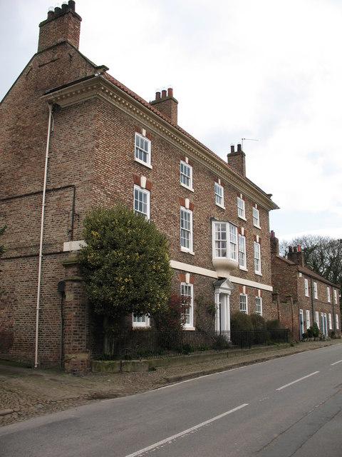 Helperby Old Hall