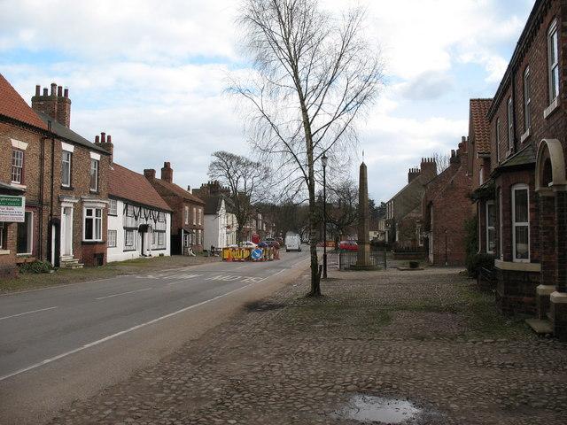 Helperby Main Street