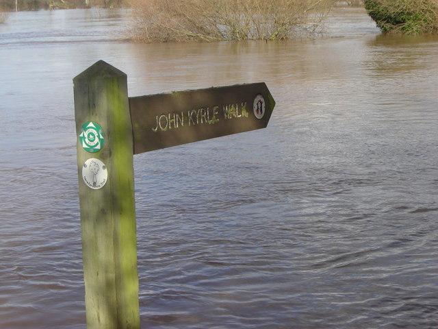Ross-on-Wye - John Kyrle Swim