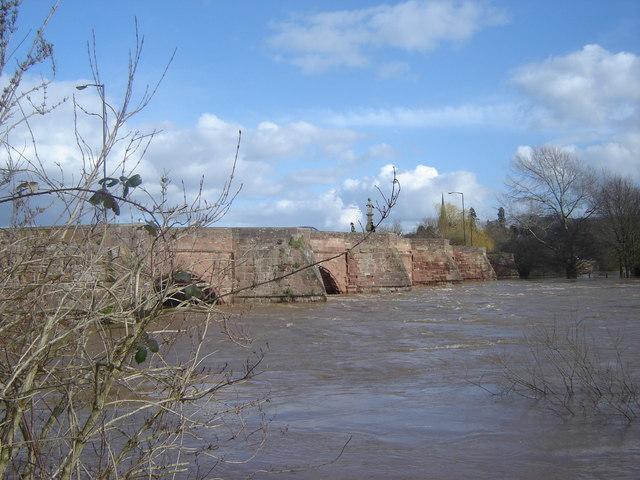 Wilton Bridge, Wilton, Ross-on-Wye