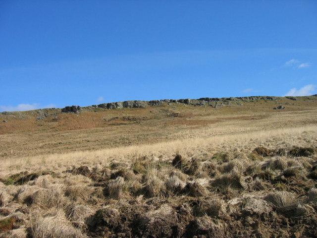 Whiteheugh Crag