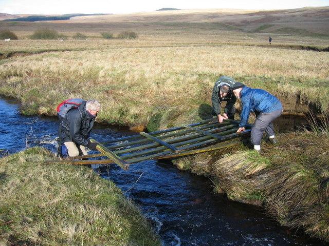 Bridging Hunter's Burn