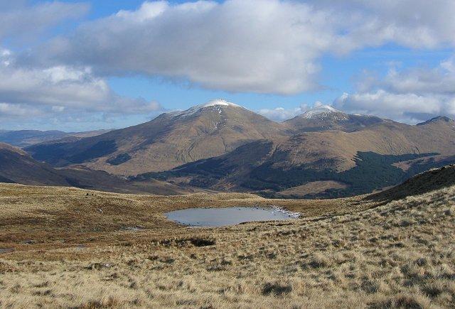 Lochan on Fiarach