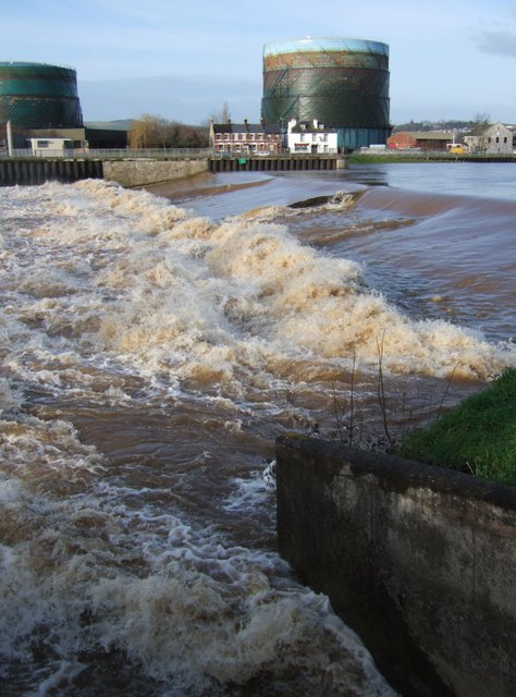 Trews Weir