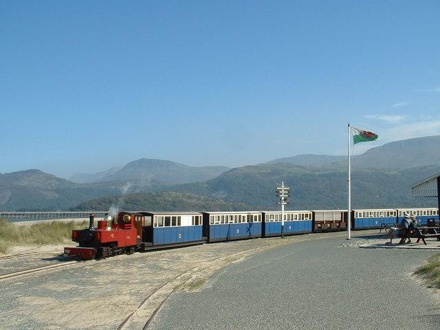 Fairbourne & Barmouth Steam Railway