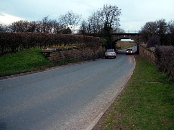The Rail Bridge, Romanby