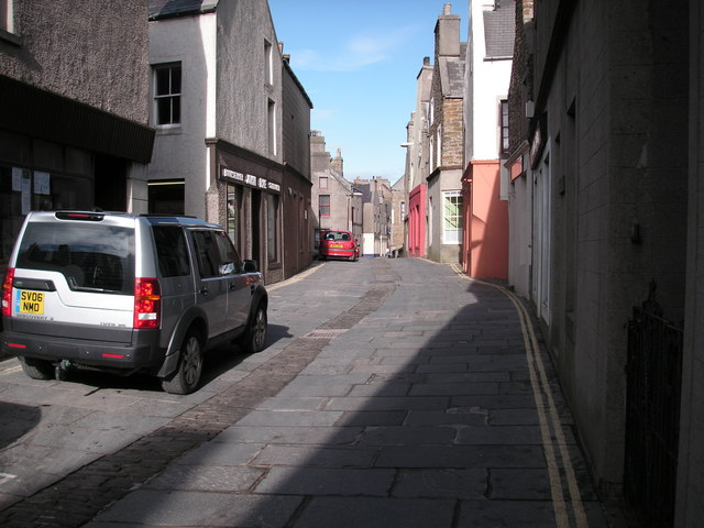 Victoria Street, Stromness
