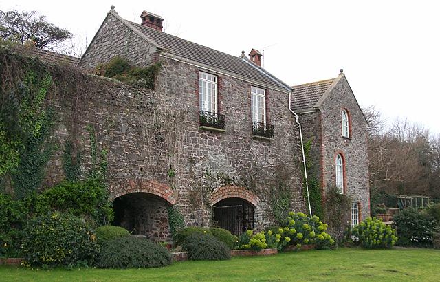 Porlock: The Kiln at Porlock Weir