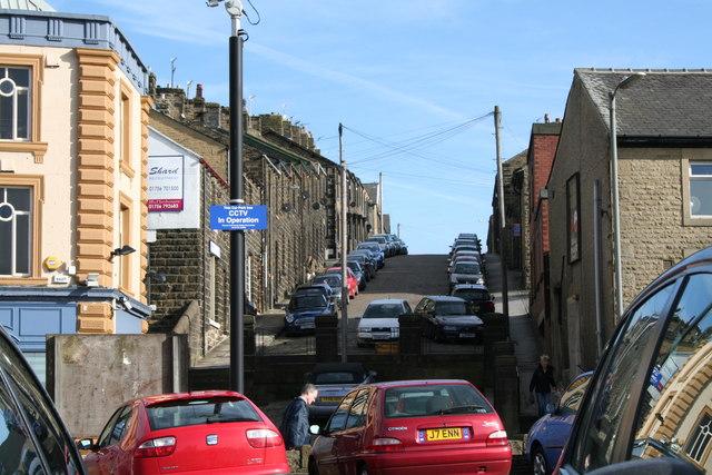 Castle Street, Skipton, Yorkshire