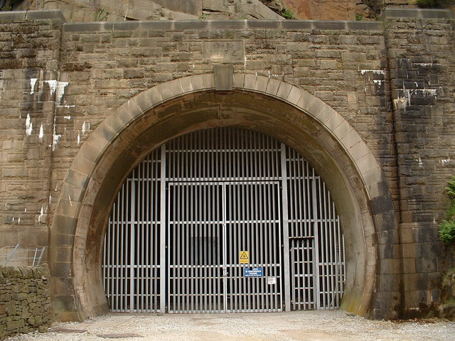 Woodhead Tunnel Portal
