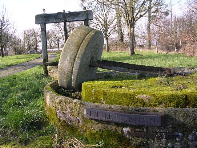 Cider Press Little Breinton Farm