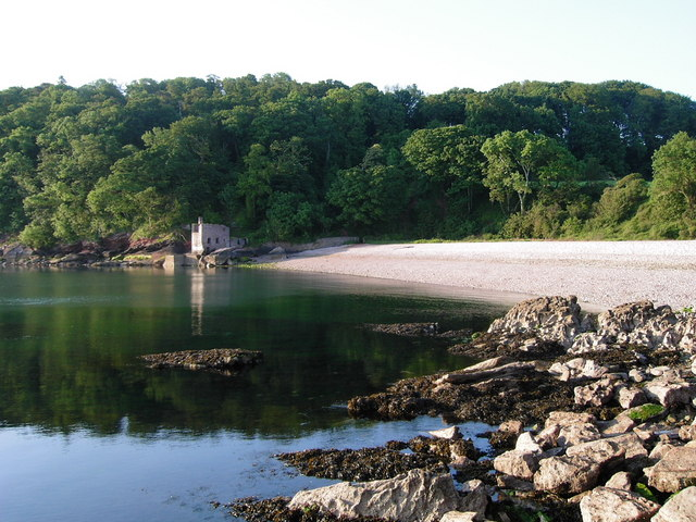 Elberry Cove in June