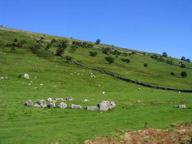 Yockenwaite Stone Circle