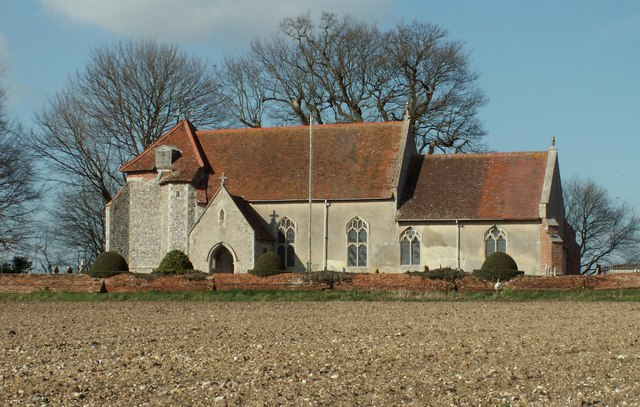 St. Leonard's church, Billingford