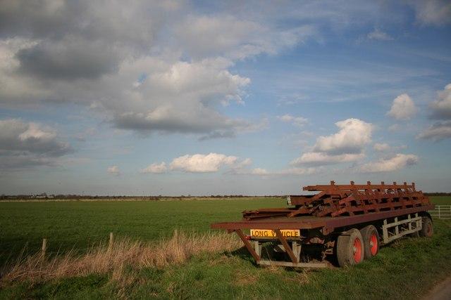 Farmland at Habertoft