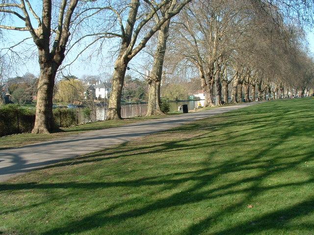 Canbury Gardens Kingston Upon Thames