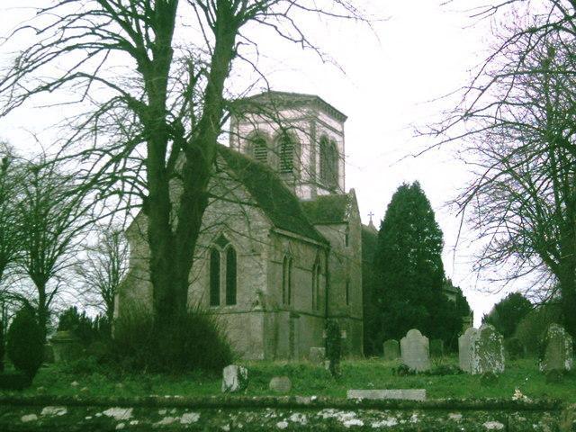 St. Matthew's Church, Langford
