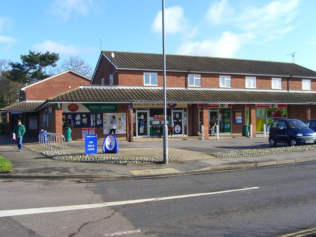 Coltsfoot Drive Shops