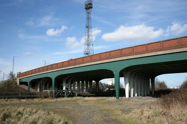 Billingham Branch Railway Bridge