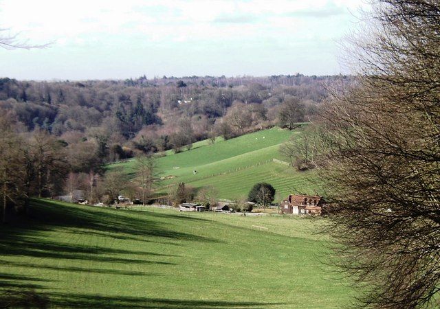 Langhurst Farm, near Hascombe