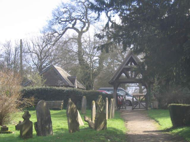 St Leonard's churchyard, Chelsham
