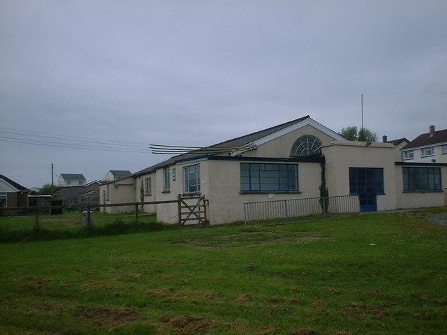 Bridgerule Parish Hall