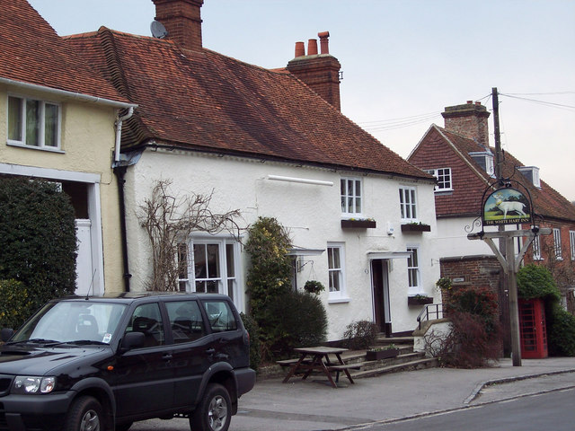 The White Hart, South Harting