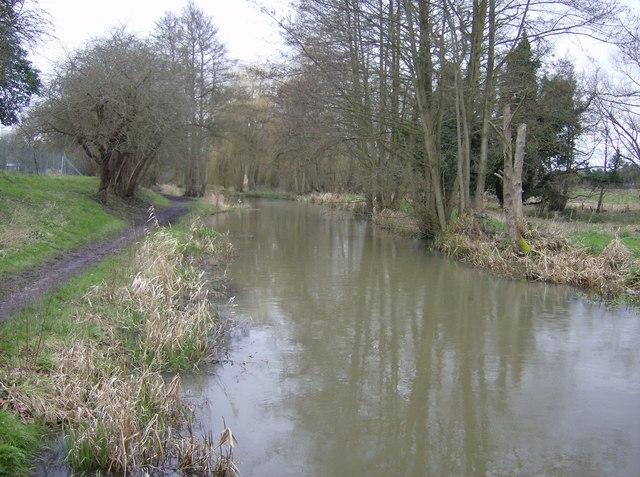 River Pang at Bradfield