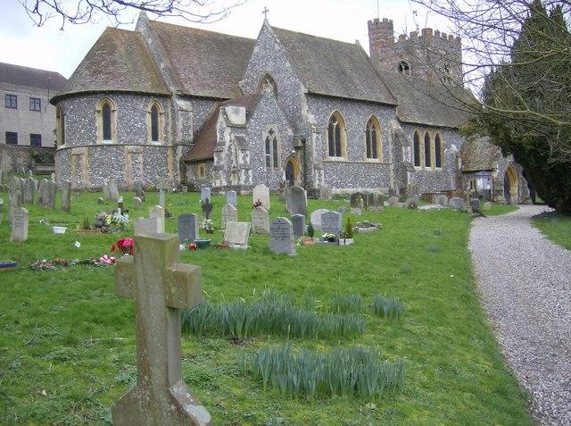 St. Andrew's Church, Bradfield