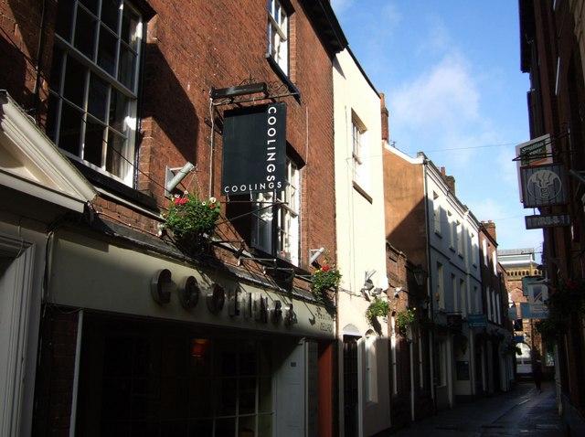 Gandy Street, Exeter