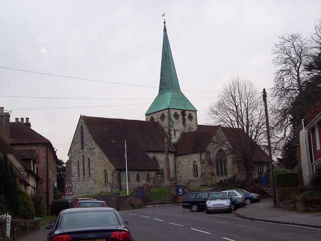 View of South Harting Church