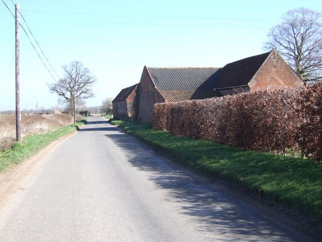 Beech Farm, Fritton