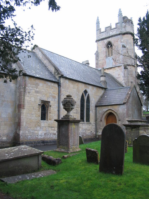 Combe Hay parish church