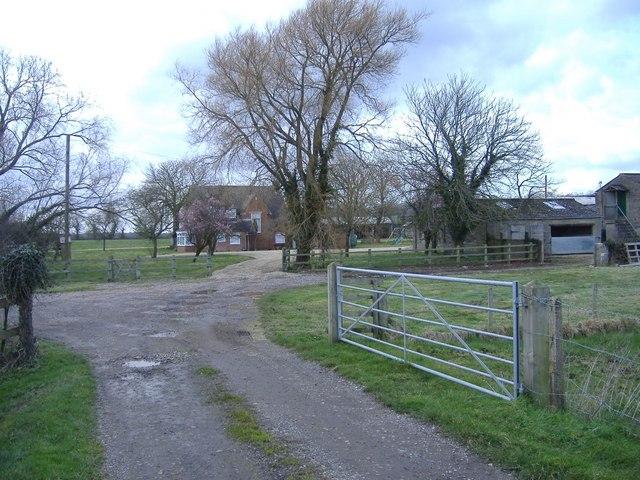 Gryphon Lodge farm