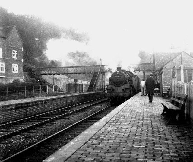 Ironbridge station, Shropshire