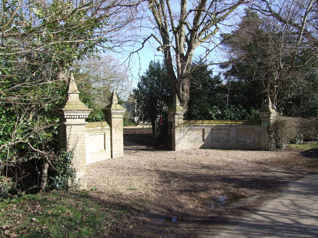 Gateway to Hempnall House