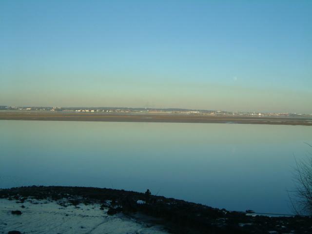Low tide on the Mersey II