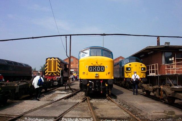 Crewe Railway Works