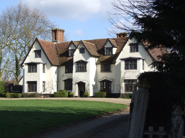 Old Hall, Saxlingham Nethergate