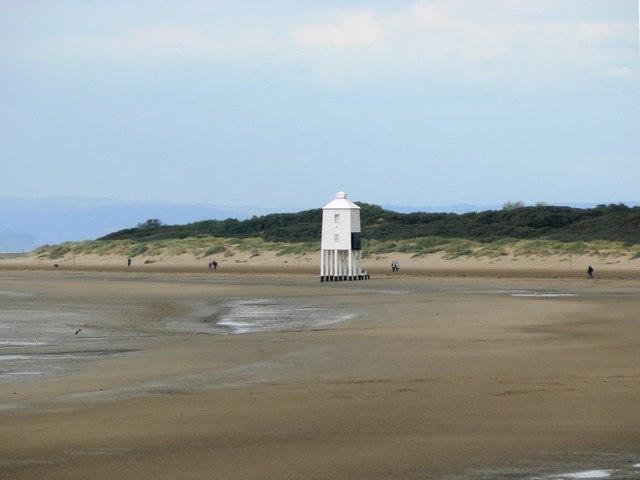 Lighthouse, Burnham on Sea, Somerset