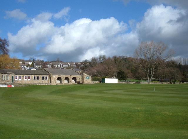 Richmondshire Cricket Ground, Richmond