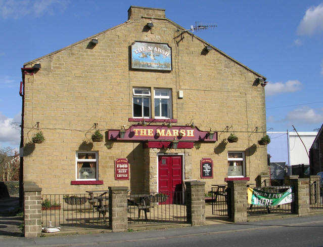 The Marsh, Waterloo Road