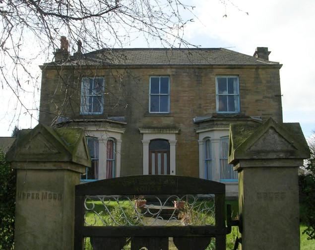 Uppermoor House, Uppermoor