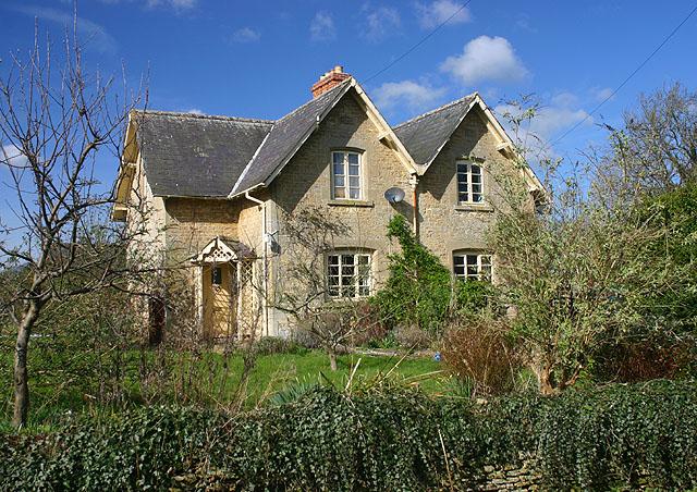 Cottages at Over Kiddington