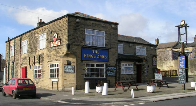 The Kings Arms, Chapeltown