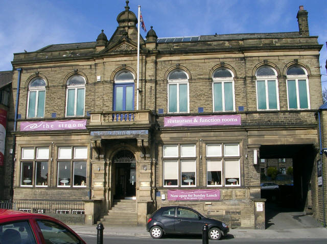 Conservative Club, Chapeltown